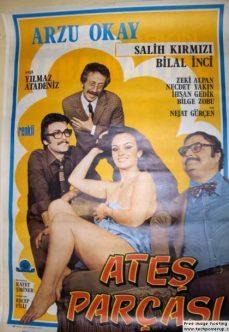 Ateş Parçası 1977 Yeşilçam Arzu Okay Filmi Full İzle hd izle